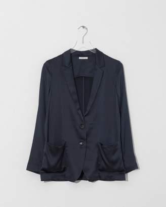 6397 Silk Blazer