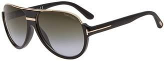 Tom Ford Eyewear FT0334 Dimitry Sunglasses
