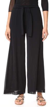 Fuzzi Mesh Trousers $395 thestylecure.com