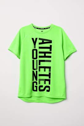 H&M Sports Shirt - Green