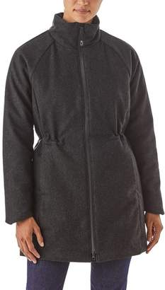 Patagonia Women's Recycled Wool Parka