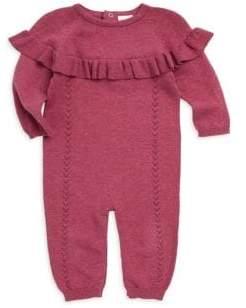 Egg Baby Baby Girl's Audrey Ruffle Romper
