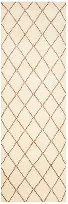 Safavieh Couture Loft Hand-Knotted New Zealand Wool Runner