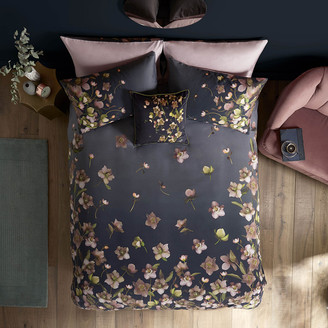 Ted Baker Arboretum Duvet Cover - Charcoal - Double