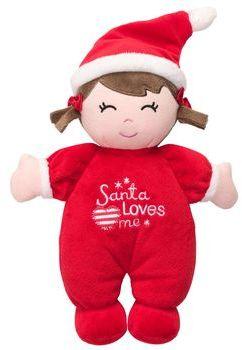 Carter's Christmas Doll