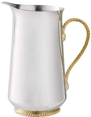 Juliska Periton Pitcher - Silver/Gold
