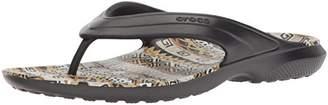 Crocs Classic Graphic Flip Flop