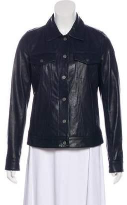Rebecca Minkoff Lightweight Leather Jacket