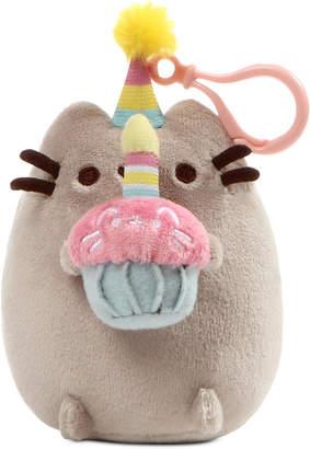 Gund Pusheen Snackable Birthday Clip