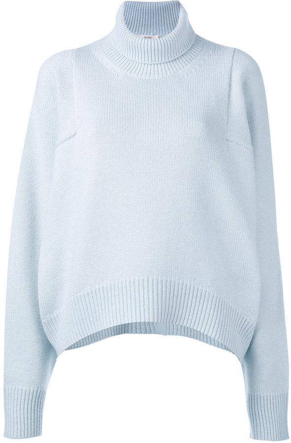 CelineCéline turtleneck sweater