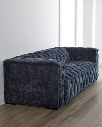 """Old Hickory Tannery Beverly Tufted Sofa 101"""""""
