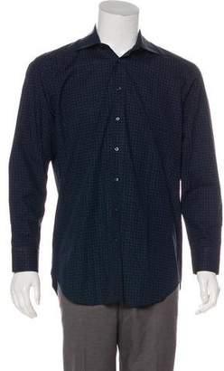 Etro Graphic Button-Up Shirt