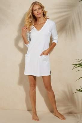 UPF 50+ Beach Cover Up Dress