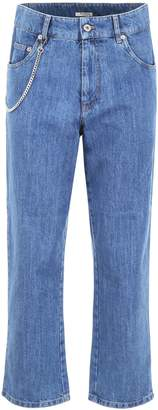 Miu Miu Oversize Jeans