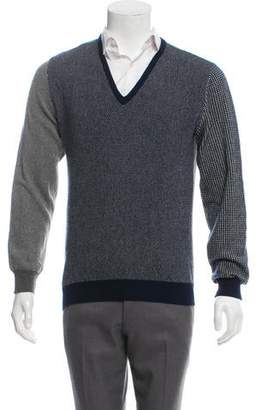 Etro Cashmere V-Neck Sweater