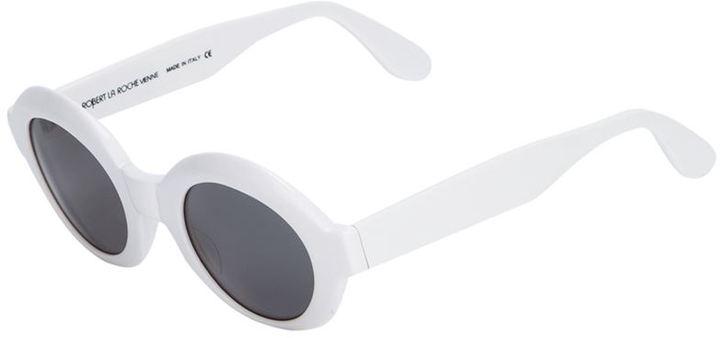 Rob-ert Robert La Roche round frame sunglasses