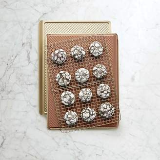 Williams-Sonoma Williams Sonoma Copper Goldtouch® Nonstick 3-Piece Cookie Sheet Set