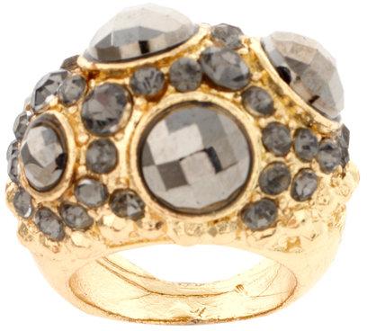 ASOS Rhinestone Encrusted Cocktail Ring