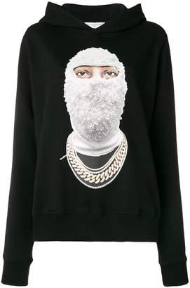 Ih Nom Uh Nit graphic hoodie