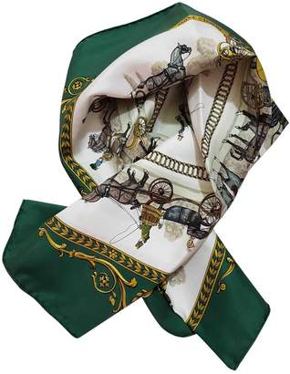 Hermes Carre Silk Neckerchief
