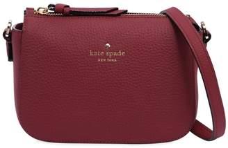 Kate Spade Wendi Grained Leather Shoulder Bag