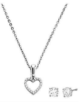 Michael Kors Premium Silver Set