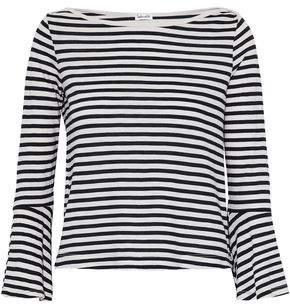 Splendid Striped Jersey Top