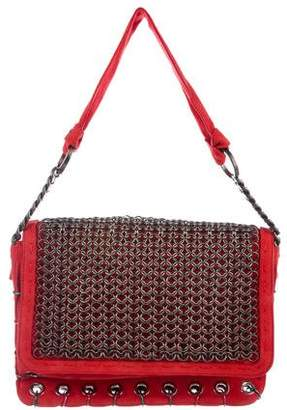 Versus Chainmail Shoulder Bag