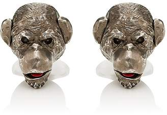 Barneys New York Men's Monkey Cufflinks