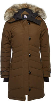 Canada Goose Loretta Down Parka with Fur-Trimmed Hood