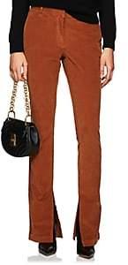 A.L.C. Women's Cotton Corduroy Trousers - Rust