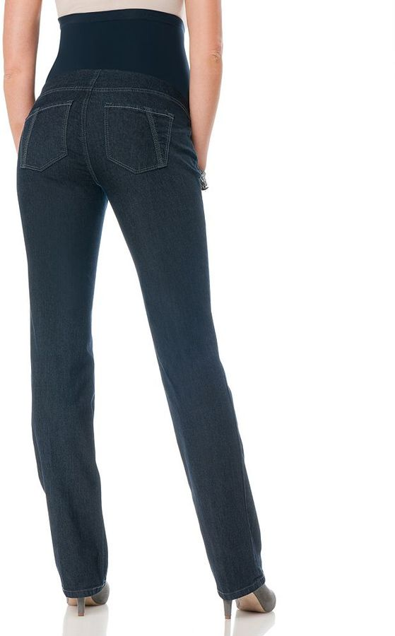 Oh Baby by motherhood TM secret fit belly TM straight-leg jeans - maternity