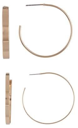 BaubleBar Murphy Hoop Earrings Gift Set