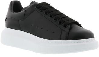 Alexander Mcqueen Oversize Sneaker $392 thestylecure.com
