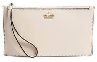 Kate Spade Cameron Street Ariah Leather Wristlet