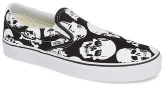 Vans Classic - Skulls Slip-On