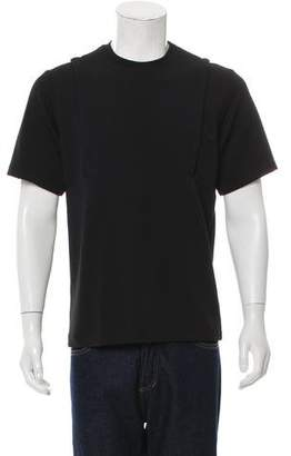 Public School Short Sleeve Textured T-Shirt