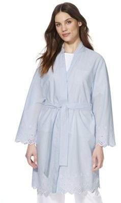 F&F Striped Dressing Gown