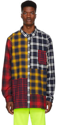 Perks And Mini Multicolor Axelrod Flannel Shirt