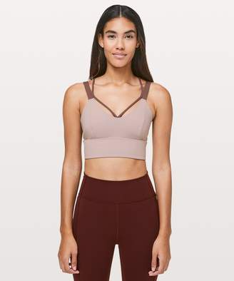 Lululemon Pushing Limits Bra *Light Support For C/D Cup