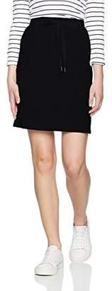 Bench Women's Draw Cord Tunnel Straight Skirt,8