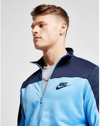 b3fffbf606db Nike Season Colourblock Poly Track Top