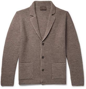 Altea Slim-Fit Wool-Blend Cardigan