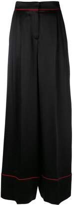 Alexander McQueen high-rise palazzo pants