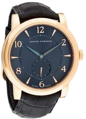 David Yurman Ancestrale Small Seconds Watch
