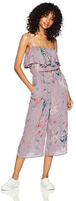 Roxy Women's Romantic Daze Printed Jumpsuit