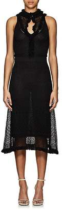 Altuzarra Women's Butterfield Pointelle Lace Maxi Dress