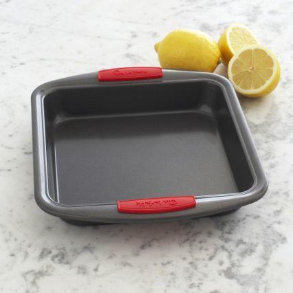 "Sur La Table Nonstick Square Cake Pan, 8"""