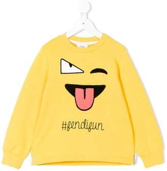 Fendi Sweat Face sweatshirt