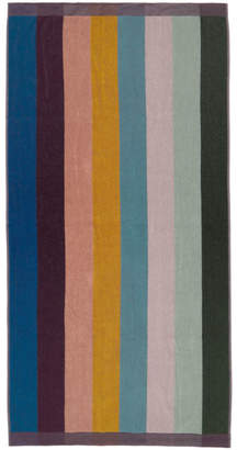 Paul Smith Multicolor Artist Stripe Towel